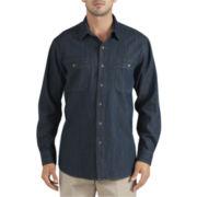 Dickies® Long-Sleeve Denim Shirt