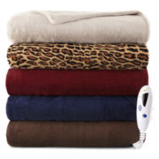 Biddeford® Microplush Heated Throw