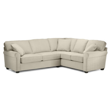 jcpenney.com | Fabric Possibilities Roll-Arm 2-pc. Left-Arm Sleeper Sofa Sectional