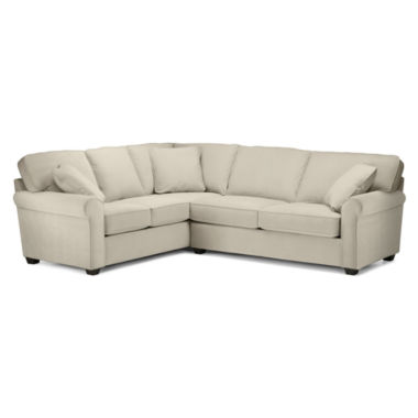 jcpenney.com | Fabric Possibilities Roll-Arm 2-pc. Right-Arm Sleeper Sofa Sectional