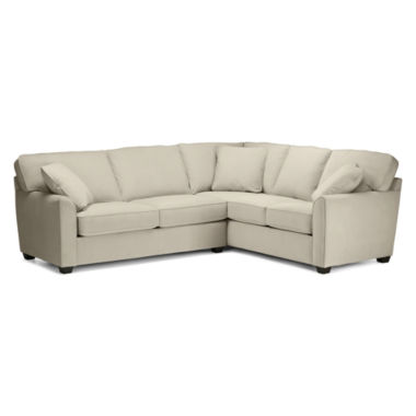 jcpenney.com | Fabric Possibilities 2-pc. Left-Arm Sofa Sectional with Sleeper