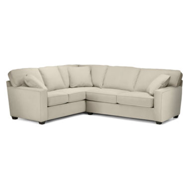 jcpenney.com | Fabric Possibilities Track-Arm 2-pc. Right-Arm Sleeper Sofa Sectional
