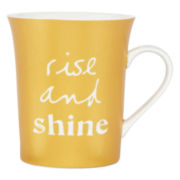 Messages from the Heart® by Sandra Magsamen® Rise and Shine Mug
