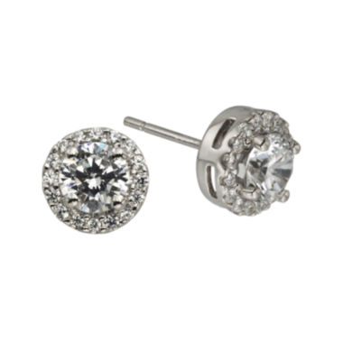 jcpenney.com | Diamonore™ 1½ CT. T.W. Simulated Diamond Stud Earrings