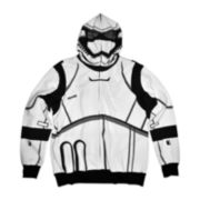 Star Wars™ Storm Trooper Costume Fleece Full-Zip Hoodie