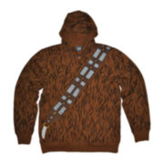 Star Wars™ Chewbacca Costume Fleece Full-Zip Hoodie
