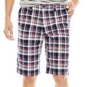 i jeans by Buffalo Ferris Plaid Shorts