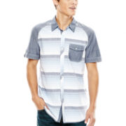 i jeans by Buffalo Milan Short-Sleeve Woven Shirt