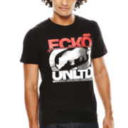 Ecko Unltd.® In The Cut Logo Tee