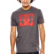 DC® Step Up Short-Sleeve Logo Tee