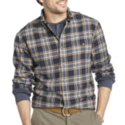 Arrow® Long-Sleeve Saranac Flannel Shirt