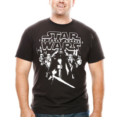 jcpenney.com | Star Wars: Force Awakens™ Stars Align Graphic Tee - Big & Tall