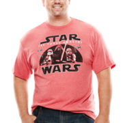 Star Wars: Force Awakens™ Seventh Fire Graphic Tee - Big & Tall