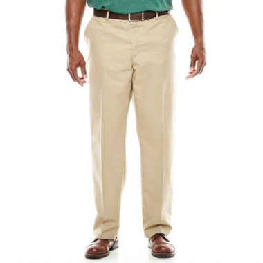jcpenney.com | Lee® Total Freedom Flat-Front Pants - Big & Tall