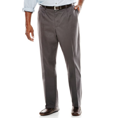 jcpenney.com | Lee® Custom Fit Pleated Pants - Big & Tall