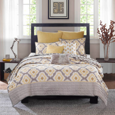 jcpenney.com | INK+IVY Ankara 3-pc. Coverlet Set