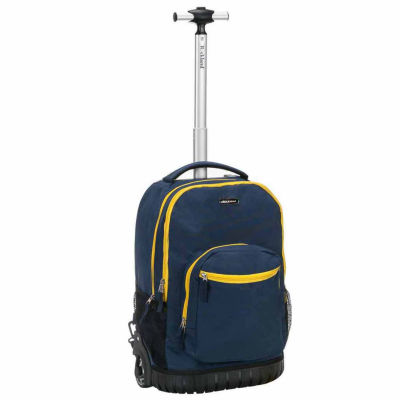 88fbb00146 Rockland 19Inch Wheeled Backpack JCPenney