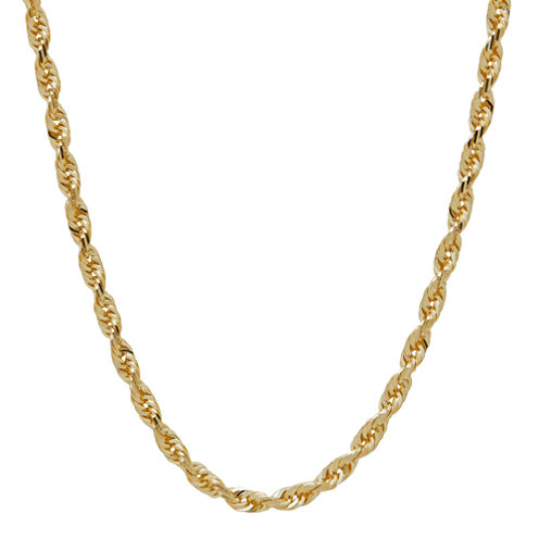 14K Gold 18 Inch Chain Necklace