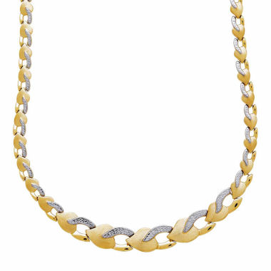 jcpenney.com | 10K Yellow Gold Heart Necklace