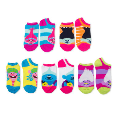 jcpenney.com | Girls No Show Socks-Big Kid