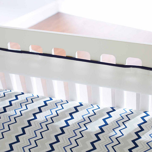 Just Born Fresh Air Crib Liner Sheet