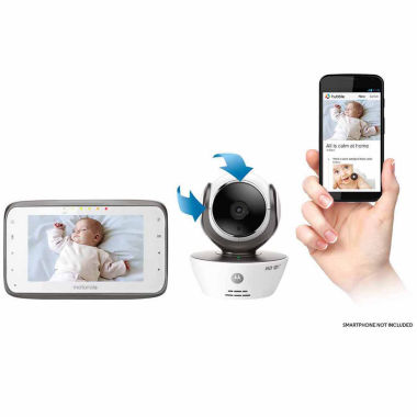 jcpenney.com | Motorola MBP854 Wi-Fi Digital Baby Monitor