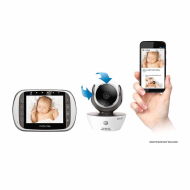 jcpenney.com | Motorola MBP853 Wi-Fi Digital Baby Monitor