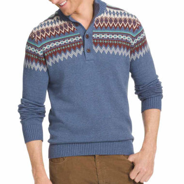 jcpenney.com | IZOD Long Sleeve Pullover Sweater