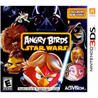 jcpenney.com | Angry Birds Star Wars Video Game-Nintendo 3DS