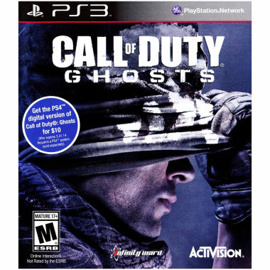 jcpenney.com | Call Of Duty Ghosts Video Game-Playstation 3