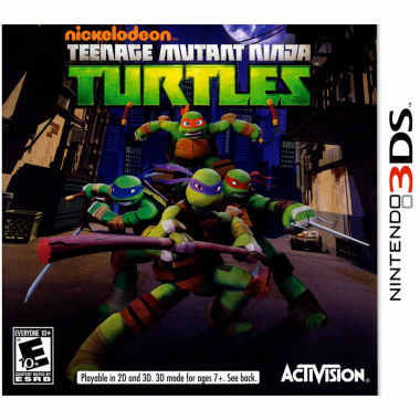 jcpenney.com | Teenage Mutant Ninja Turtle Video Game-Nintendo 3DS