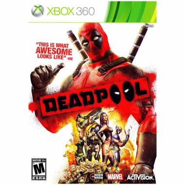 jcpenney.com | Deadpool Video Game-XBox 360