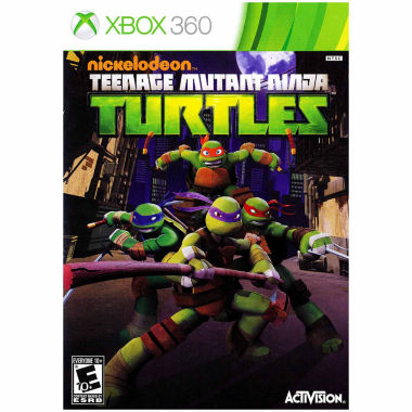 jcpenney.com | Teenage Mutant Ninja Turtle Video Game-XBox 360