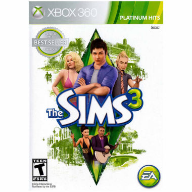 jcpenney.com | The Sims 3 Video Game-XBox 360