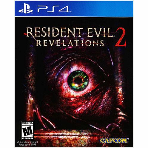 Resident Evil Revelations 2 Video Game-Playstation 4