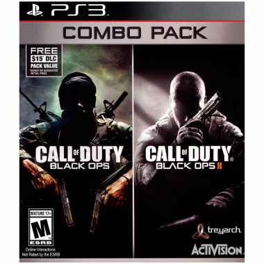 jcpenney.com | Call Of Duty Black Ops 1 & 2 Video Game-PS3