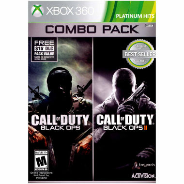 jcpenney.com | Call Of Duty Black Ops 1 & 2 Video Game-XBox 360