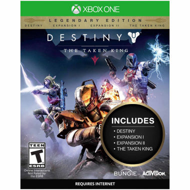 jcpenney.com | Destiny Taken King Legend Video Game-XBox One