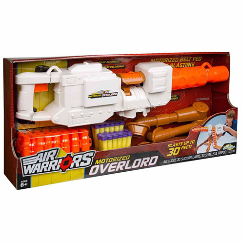 Buzz Bee Toys Air Warriors Overlord Toy Playset