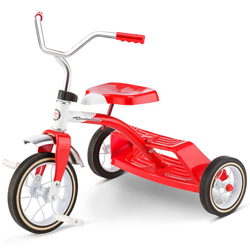 "Roadmaster Dual Deck 10"" Unisex Tricycle"