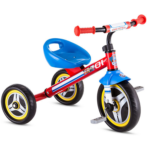 "Paw Patrol Ryder 10"" Unisex Tricycle"