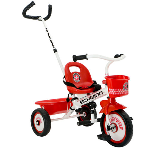 "Schwinn Easy Steer  8"" Unisex Tricycle"