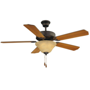 jcpenney.com | 52in English Bronze Indoor Ceiling Fan