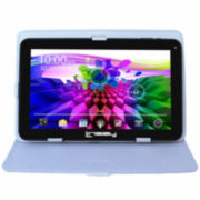 Linsay 10.1 Quad Core White Tablet