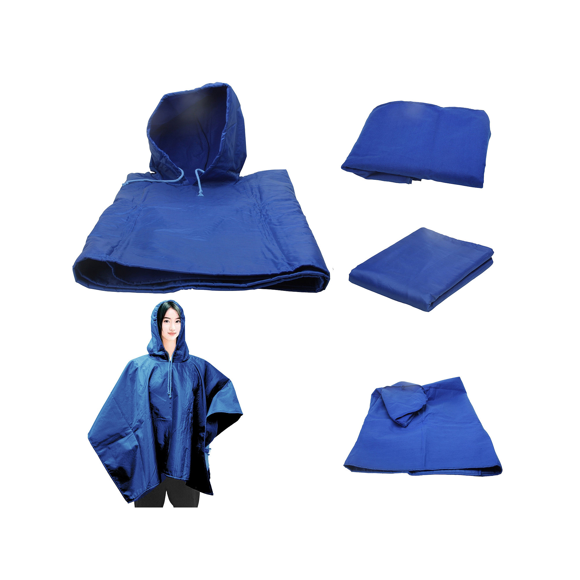 Natico 4 in 1 Travel Blanket