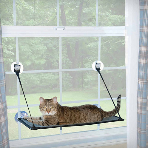 "K & H Manufacturing Kitty Sill Ez Window Mount, 12"" x 23"""