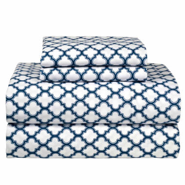 jcpenney.com | CHF Trellis Pattern Sheet Set