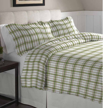 jcpenney.com | Pointehaven Flannel Duvet Cover Set