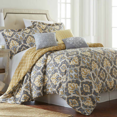 jcpenney.com | Shana Cotton Reversible 6-pc. Comforter Set
