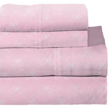 jcpenney.com | Lullaby Bedding Ballerina Print Sheet Set